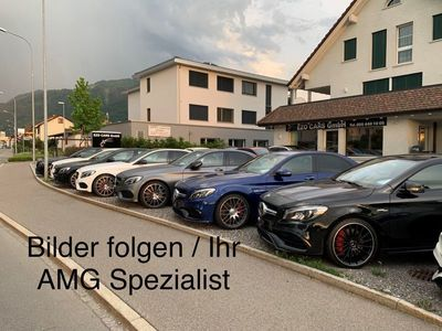 gebraucht Mercedes CLA45 AMG CLA-Klasse4Matic Speedshift