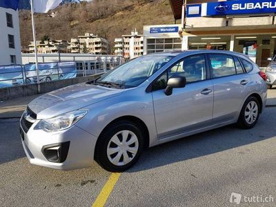 gebraucht Subaru Impreza Wagon 1.6i Swiss One