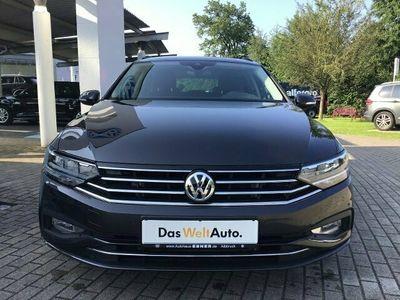 gebraucht VW Passat Variant BUSINESS 1.5TSI DSG ACC LED AHK N