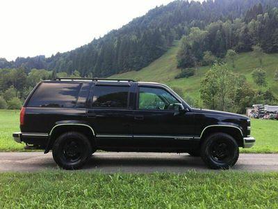 gebraucht Chevrolet Tahoe 5.7 V8 4x4