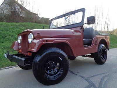gebraucht Jeep CJ 5 1955