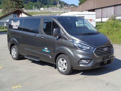 gebraucht Ford Custom Tourneo320 L2 2.0 TDCi 170 Tit.