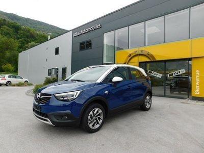 gebraucht Opel Crossland X 1.2i 120Y Ed.