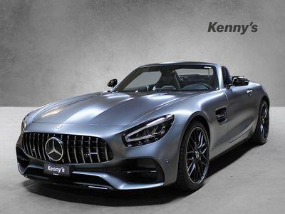 gebraucht Mercedes AMG GT Roadster