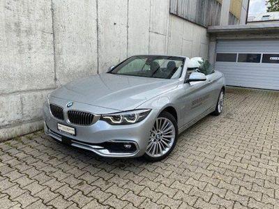 gebraucht BMW 440 4er i Cabrio xDrive Luxuy