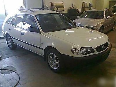 gebraucht Toyota Corolla 1.6 année 2001 expertisée du jour