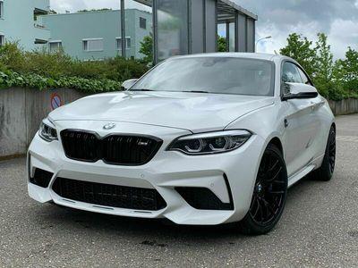gebraucht BMW M2 2erCompetition Swiss Performance Edition