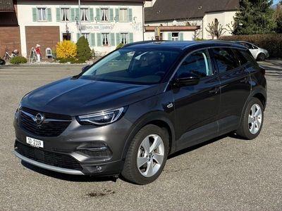 gebraucht Opel Grandland X 1.2 T Ultimate