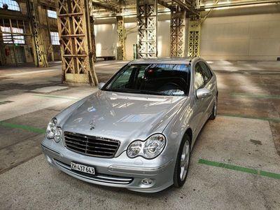 gebraucht Mercedes C350 C-Klasse