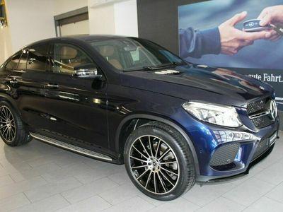gebraucht Mercedes 350 GLE-Klasse GLE Coupéd 4Matic 9G-Tronic