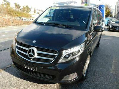 gebraucht Mercedes V250 V-Klassed Avantgarde lang 4Matic 7G-Tronic