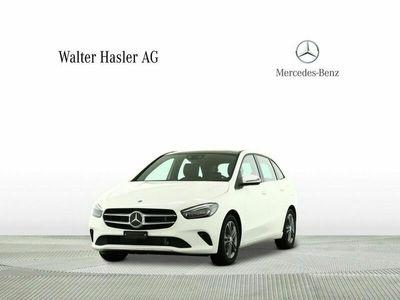 gebraucht Mercedes B220 B-Klasse4Matic Style 7G-DCT