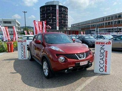 gebraucht Nissan Juke Benzin