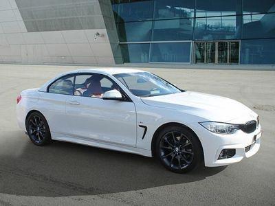 gebraucht BMW 420 4er d Cabrio M Sport