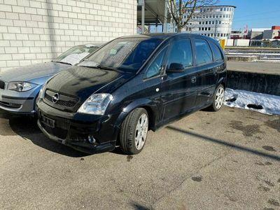 gebraucht Opel Meriva 1.6 OPC 2009