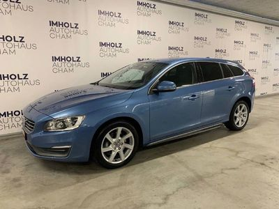 gebraucht Volvo V60 2.4 D5 Momentum AWD