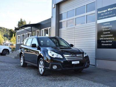 gebraucht Subaru Outback 2.0D Swiss Classic AWD Lineartr