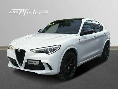 gebraucht Alfa Romeo Stelvio 2.9 V6 Quadrifoglio Q4 Automatic