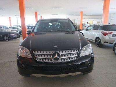 gebraucht Mercedes ML500 M-Klasse4Matic 7G-Tronic