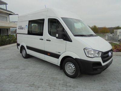 gebraucht Hyundai H 350 2.5 CRDi Amplia L1