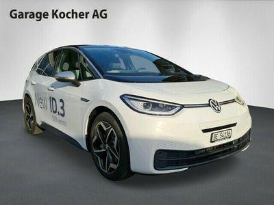 gebraucht VW ID3 Pro Performance 58 kWh Tech
