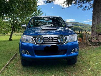 gebraucht Toyota HiLux 3.0 sol