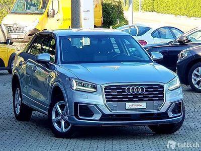 gebraucht Audi Q2 2.0 Sport quattro S-tronic (SUV / Geländewagen)