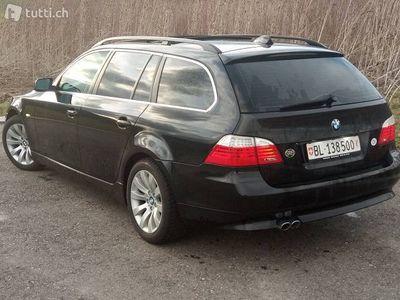 gebraucht BMW 525 d Touring (e61) Facelift gültiger MFK