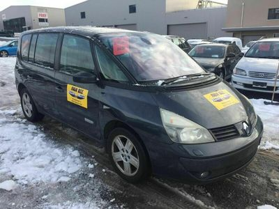 gebraucht Renault Espace 3.0 dCi Expression Automatic