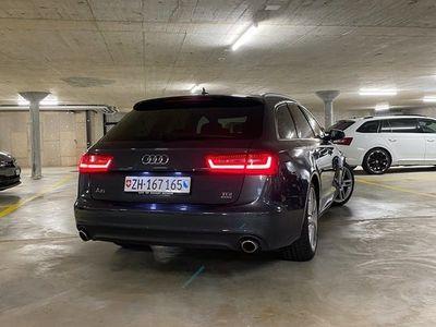 gebraucht Audi A6 3.0 TDI Quattro, 123 900km