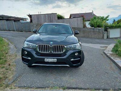 gebraucht BMW X4 xDrive 30d xLine Steptronic