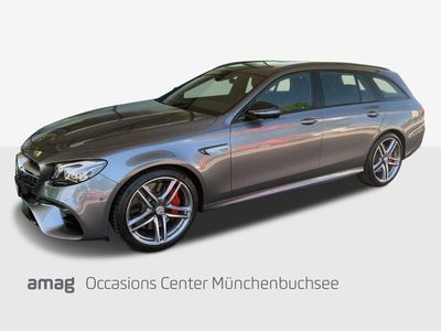 gebraucht Mercedes E63 AMG S Edition 1 4 Matic 9G-Tronic