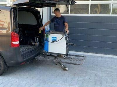 gebraucht Mercedes Vito mit Hebebühne 400 kg