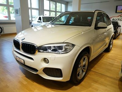 gebraucht BMW X5 xDrive 30d Steptronic M-Sport