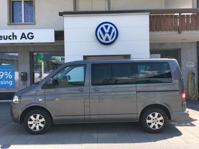 gebraucht VW Caravelle T5Comfortline 2.0 TDI CR DSG
