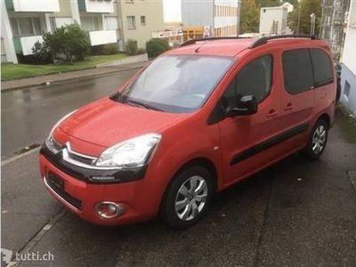 gebraucht Citroën Berlingo 1.6 HDi Exclusive