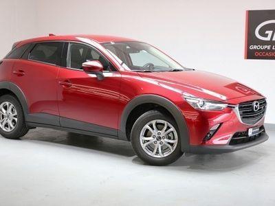 gebraucht Mazda CX-3 G 121 Ambition Plus