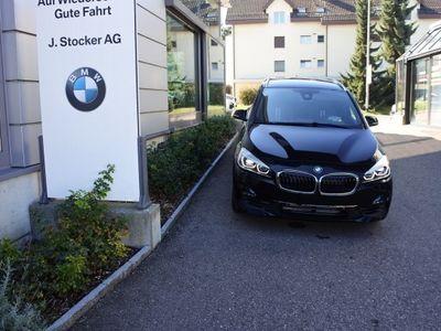 gebraucht BMW 218 Gran Tourer i Sport Line