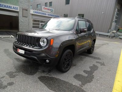 gebraucht Jeep Renegade 2.0 CRD Trailhawk AWD + Low Ra