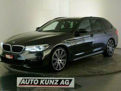 gebraucht BMW 530 5er i xDrive Touring M Sportpaket Automat 2020