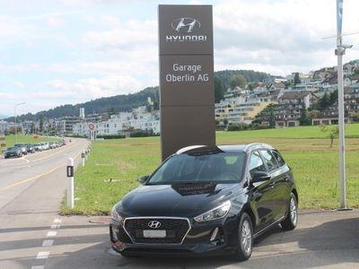 gebraucht Hyundai i30 Wagon 1.6 CRDi Origo DCT
