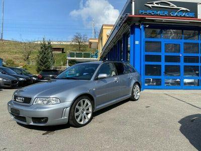 gebraucht Audi RS4 S4 / RS4 RS4 Avant quattro S4 / RS4Avant quattro