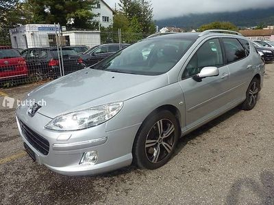 gebraucht Peugeot 407 SW 2.7 HDI SV Dynamic Automatic
