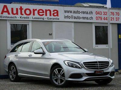 gebraucht Mercedes C200 Exclusive 7G-Tronic