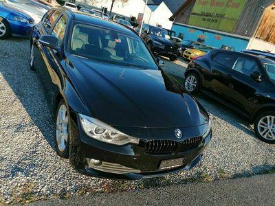 gebraucht BMW 318 d xDrive Touring Luxury Line