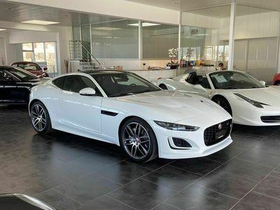 gebraucht Jaguar F-Type Coupé 2.0 I4 R-Dynamic Automatik