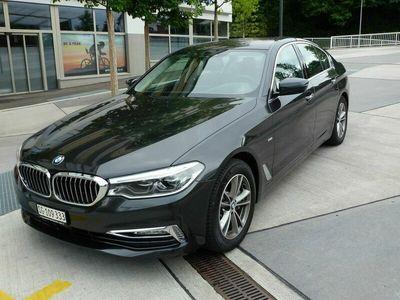 gebraucht BMW 530 5er d xDrive Limousine Luxury Line, Jg 2018