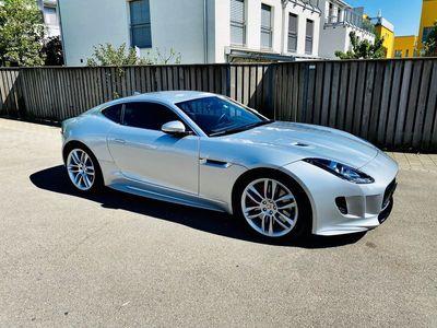 gebraucht Jaguar F-Type COUPÈ S 3.0 V6 S/C AWD*MFK 10/2020*