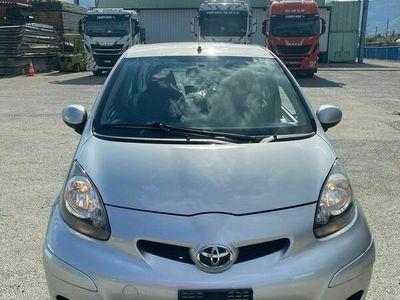 gebraucht Toyota Aygo 1.0 Linea Luna Cool