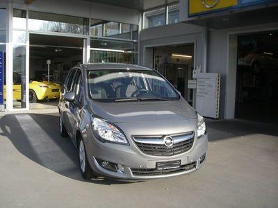 gebraucht Opel Meriva 1.4 Turbo Drive Automatic